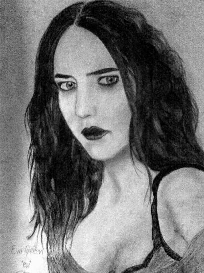 Eva Green by MilENA